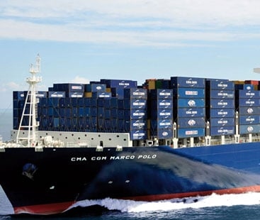 Safety Sea Freight From Shipping