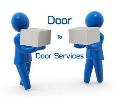 Sandals Door to Door From Shipping