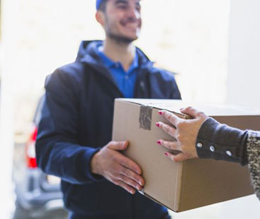 Stationery Door to Door From Shipping