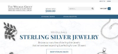 1. Wholesale Sterling