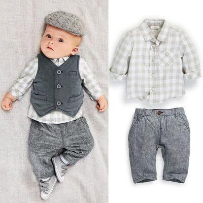 10. Baby Pants and Shirts