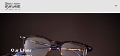 10.The Optoplast Actman Eyewear
