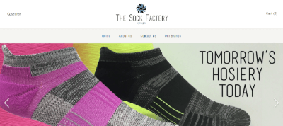 11. The Sock Factory