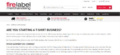 11.Fire Label Merchandising
