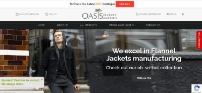 12. Oasis Jackets