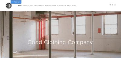 12.Good Clothing Company