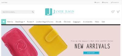 12.Jamie Bags