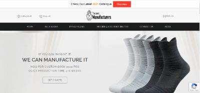 13. The Sock Manufacturer