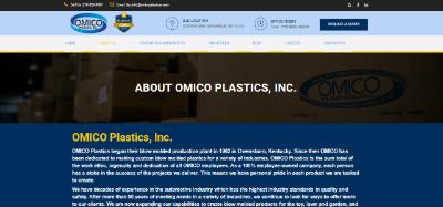 13.OMICO Plastics, Inc.