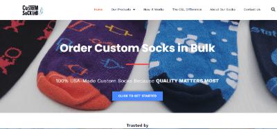 15. Custom Sock Lab