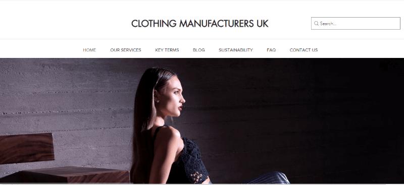 17.Clothing Manufacturers U.K.