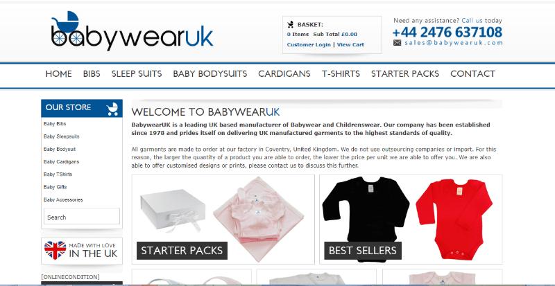 18.BabyWear U.K.