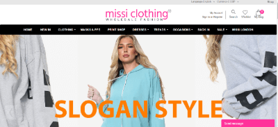19.Missi Clothing Wholesale Fashion