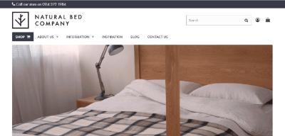 19.Natural Bed Company