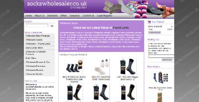 19.Socks Wholesaler