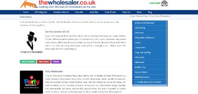 19.Wholesaler UK