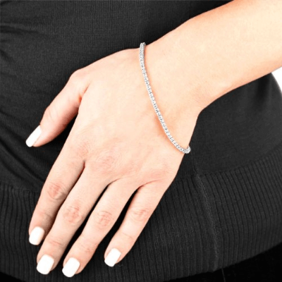 2. Tennis Bracelet