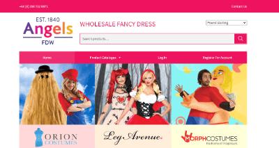 20.Fancy Dress's Warehouse