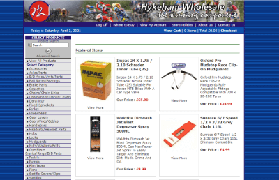 20.Hykeham Wholesale U.K.