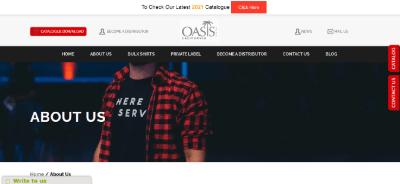 20.Oasis Shirts