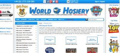 20.World of Hosiery