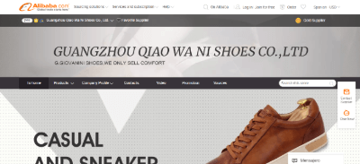 3. Guangzhou Qiao Wa Ni Shoes Co., Ltd.