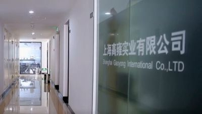3. Shanghai Gaoyong International Co., Ltd.