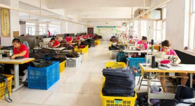 3.Baoding Baigou Tianshangxing Bag Leather Goods Co., Ltd.