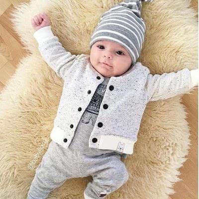 4. Baby Boy Clothes