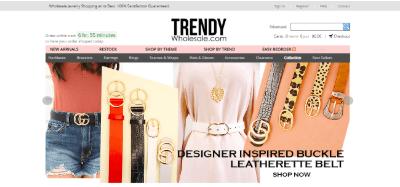 4. Trendy Wholesale