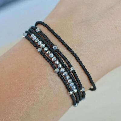 5. Beaded Bracelet