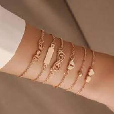 6. Charm Bracelet
