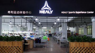 6. Guangzhou Healy Apparel Co., Ltd.