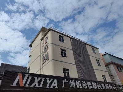 6. Guangzhou Nixiya Garment Co. Ltd