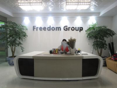 6.Suzhou Freedom Gifts Limited