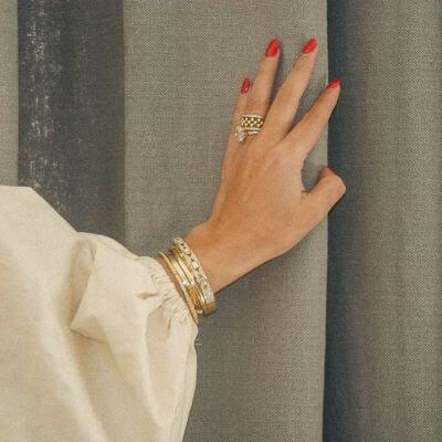 7. Designer Bracelet