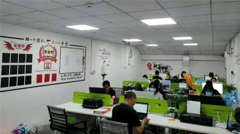 7. Foshan Chancheng Kangkang Garment Factory
