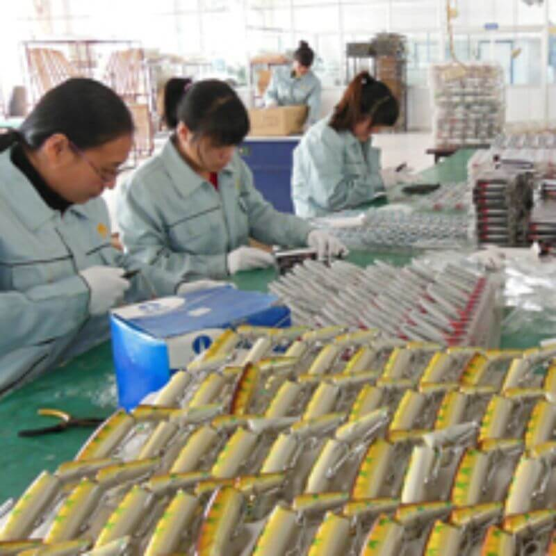 7. Weihai Longyuan Fishing Tackle Co., Ltd.