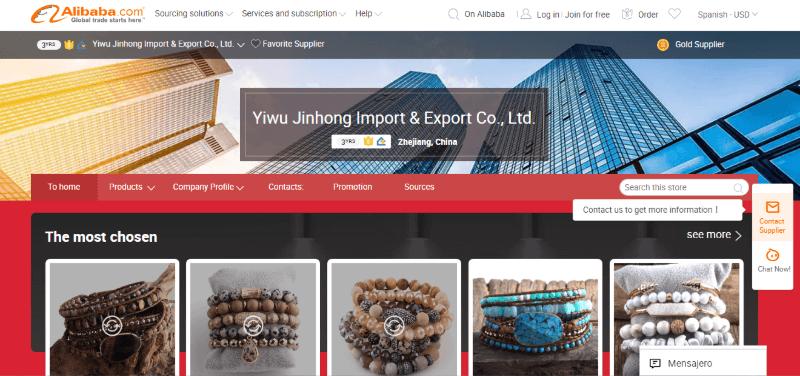 8. Yiwu Jinhong Import & Export Co., Ltd.