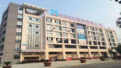 8.Nanchang Far Mile Garment Co., Ltd.