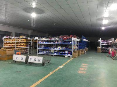 8.Shanghai Baiqing Clothing Trade Co., Ltd.