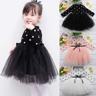 9. Baby Girl Dress