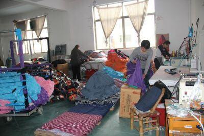 9.Fuzhou Mingsen Clothing Co., Ltd.