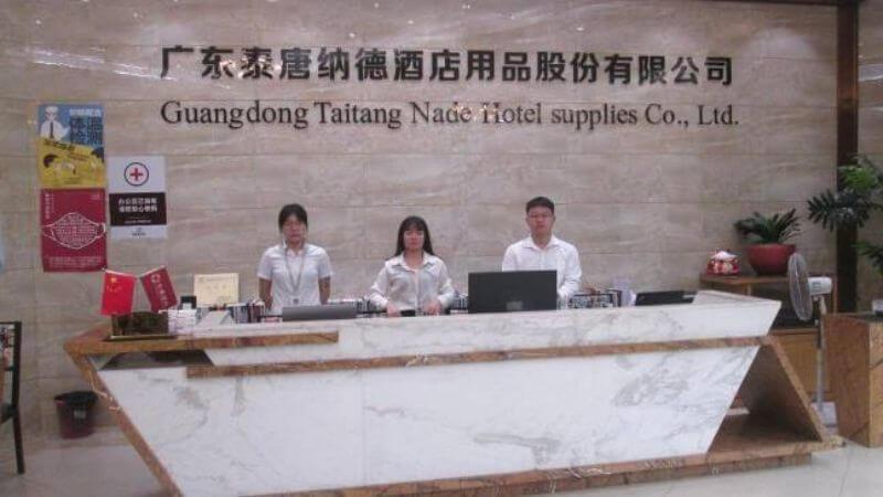 1. Guangdong Townzi Hotel Linen Supplies Co., Ltd.