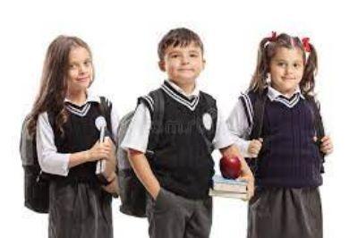 1. School Uniforms