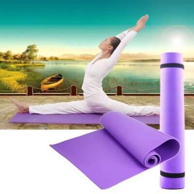 1. Traditional Yoga Mat