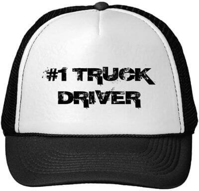 1. Trucker Cap