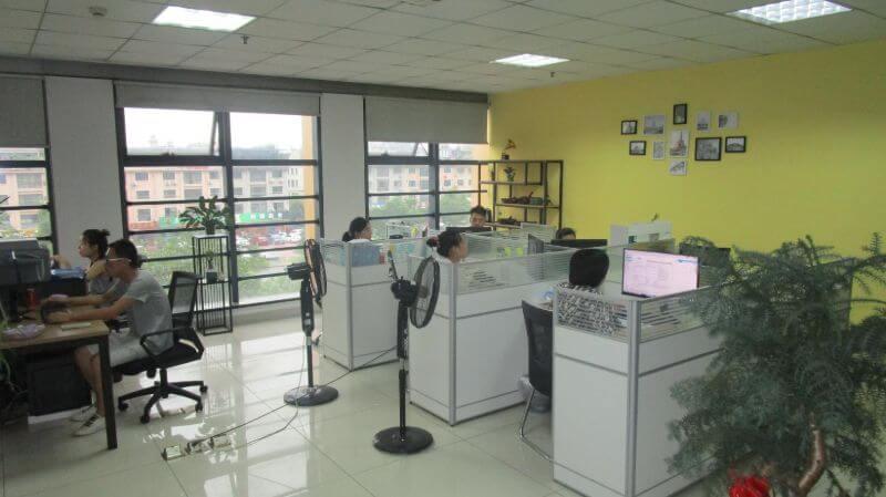 1. YongKang Qinda Kitchenware Factory
