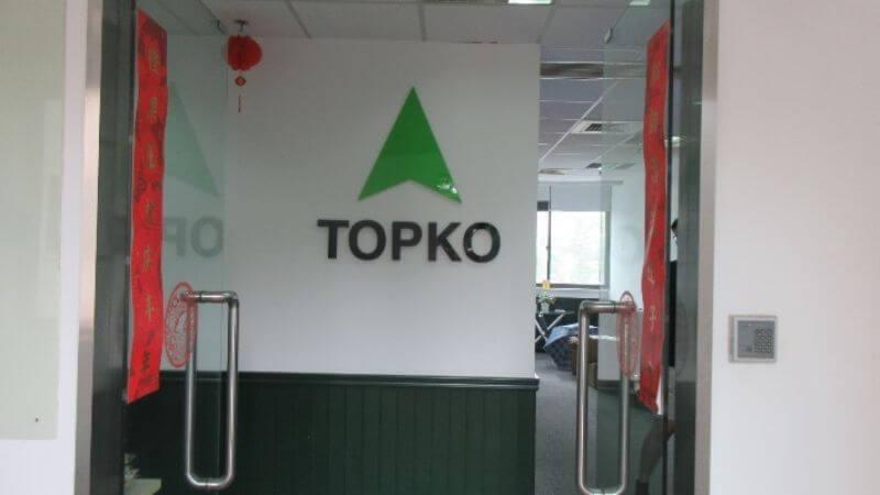 1.Shanghai Topko Industry Co., Ltd.