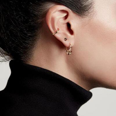 1.Stud Earrings